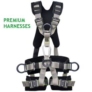 Premium Height Safety Harnesses