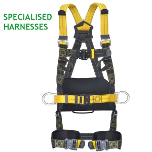 Specialised Fall Arrest Height Safety Harnesses