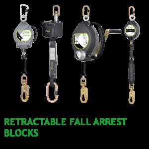 Retractable Fall Arrest Blocks