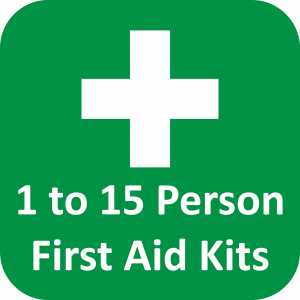 Work Place First Aid Kits 1-15 People