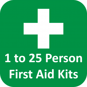 Work Place First Aid Kits for 1-25 people