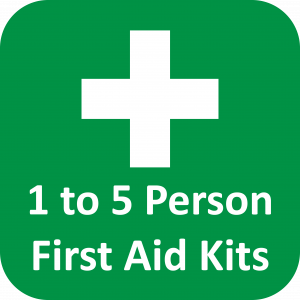 Work Place First Aid Kit 1-5 person