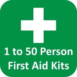 Work Place First Aid Kit 1-50 Person
